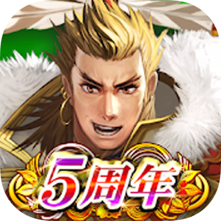 戦国炎舞 -KIZNA- 【人気の本格戦国RPG】のアイコン