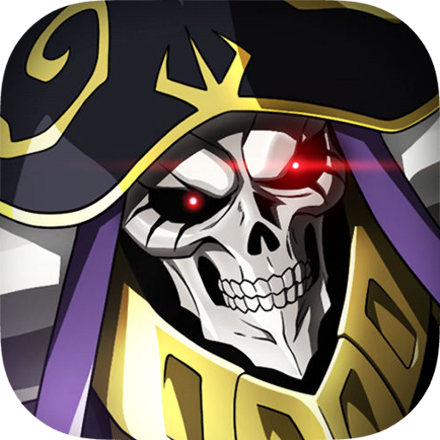 MASS FOR THE DEAD(オーバーロード アプリ/オバマス)のアイコン