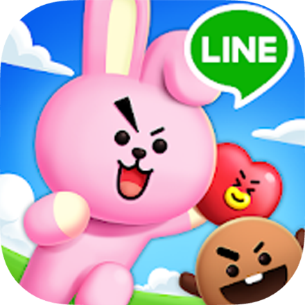 LINE ハローBT21