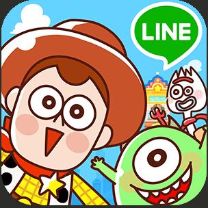 LINE:ピクサー タワー ~おかいものパズル~のアイコン