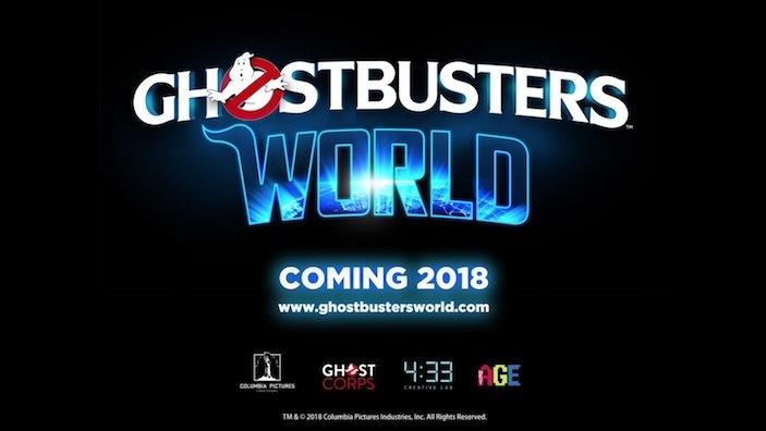 GHOSTBUSTERS WORLD(ゴーストバスターズワールド)