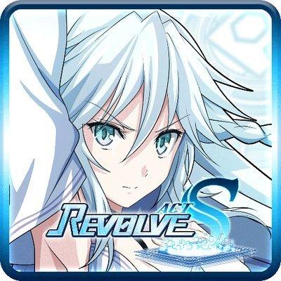 Revolve Act-S-(リボルヴアクトエス)