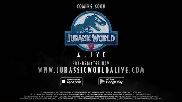 Jurassic World™ Alive(ジュラシックワールドアライブ)