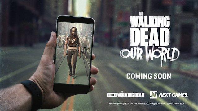 The Walking Dead:Our World(ウォーキングデッド アワーワールド)