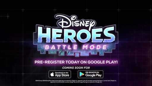 Disney Heroes:Battle Mode(ディズニーヒーローズ)