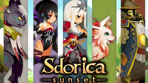 Sdorica -sunset-(スドリカ)