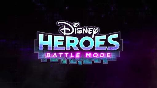 Disney Heroes:Battle Mode(ディズニーヒーローズ)
