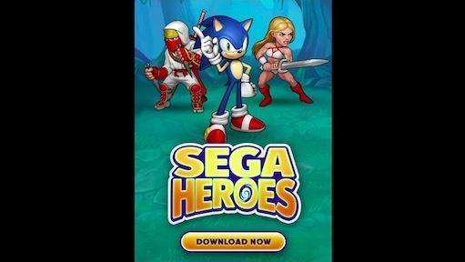 SEGA Heroes(セガヒーローズ)